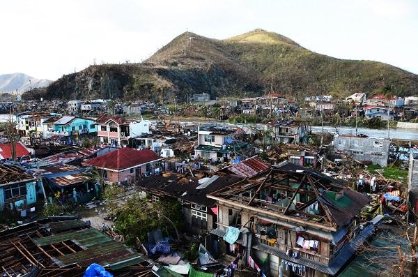 フィリピン共和国における台風30号(国際呼称:ハイエン)の被害に対する桜ライン311を通した緊急募金活動の開始について